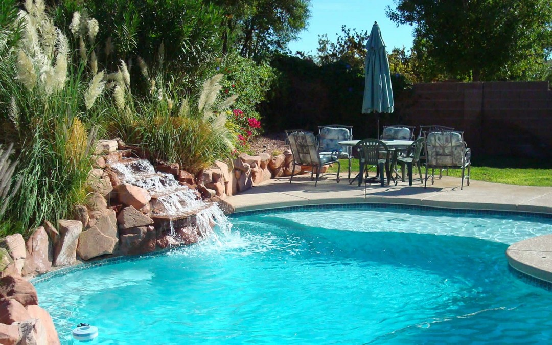 Enjoy Your Fall Florida Poolscape.