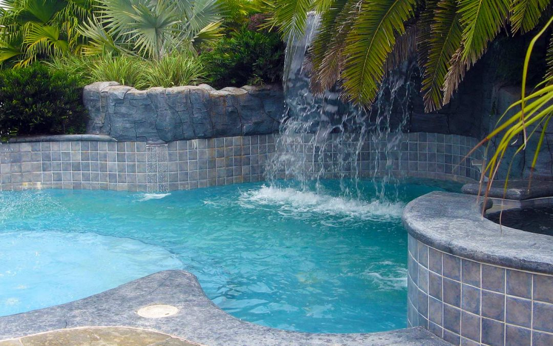 Moving Water At Your Pool Changes Your Pool Feel.