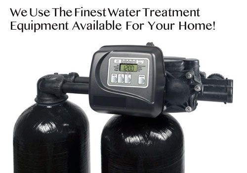 Eliminate Your Iron And Hard Water Problems.