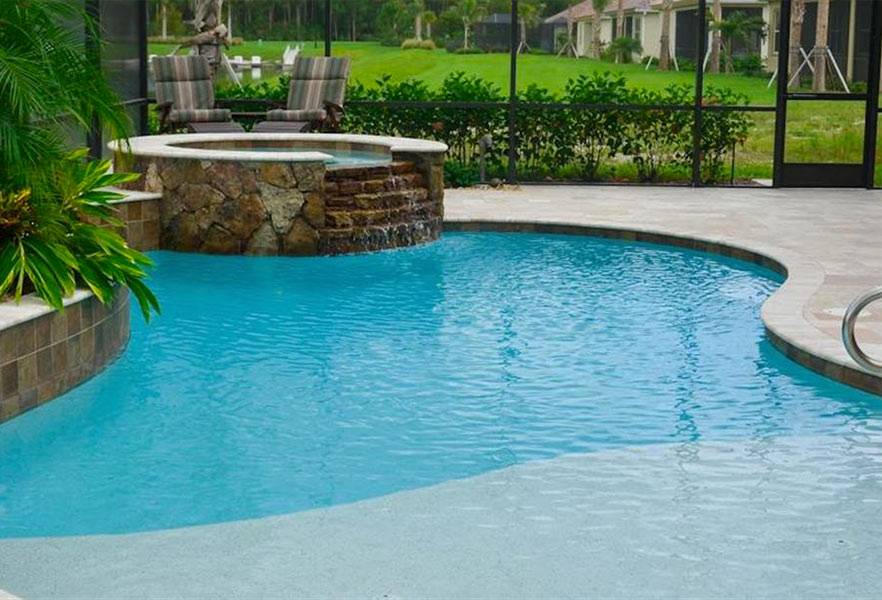 A Few Landscaping Concepts For Your Pool