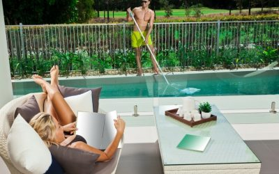 Why A Pool Service Is For You.