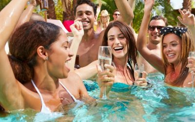 Five Pool Party Themes For Adults.